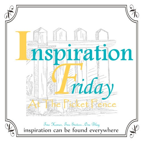 At The Picket Fence Inspiration Friday Graphic