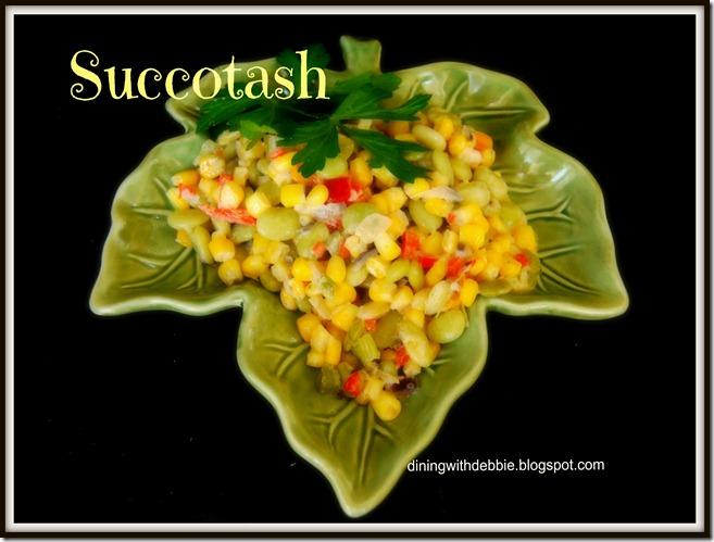 Succotash Recipe