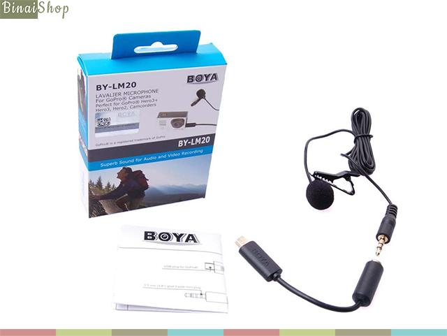 Boya BY-LM20