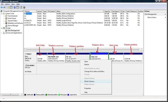 Expanding your Ubuntu partition | Little Tech Trials