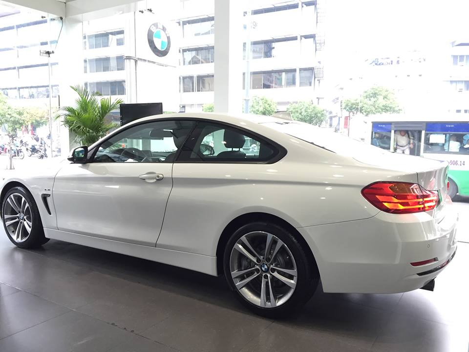 Xe BMW 420i Coupe 01