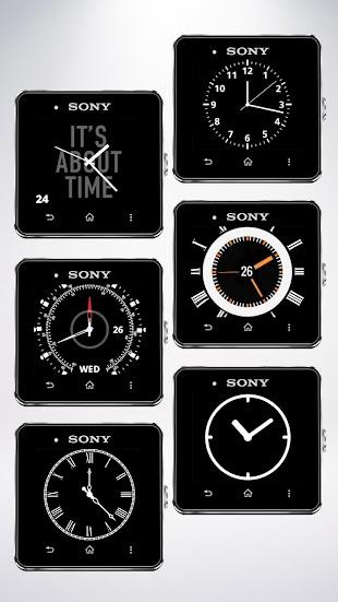 PS Watch Widgets Smartwatch 2- screenshot thumbnail