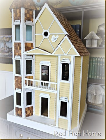 Red Hen Home Dollhouse