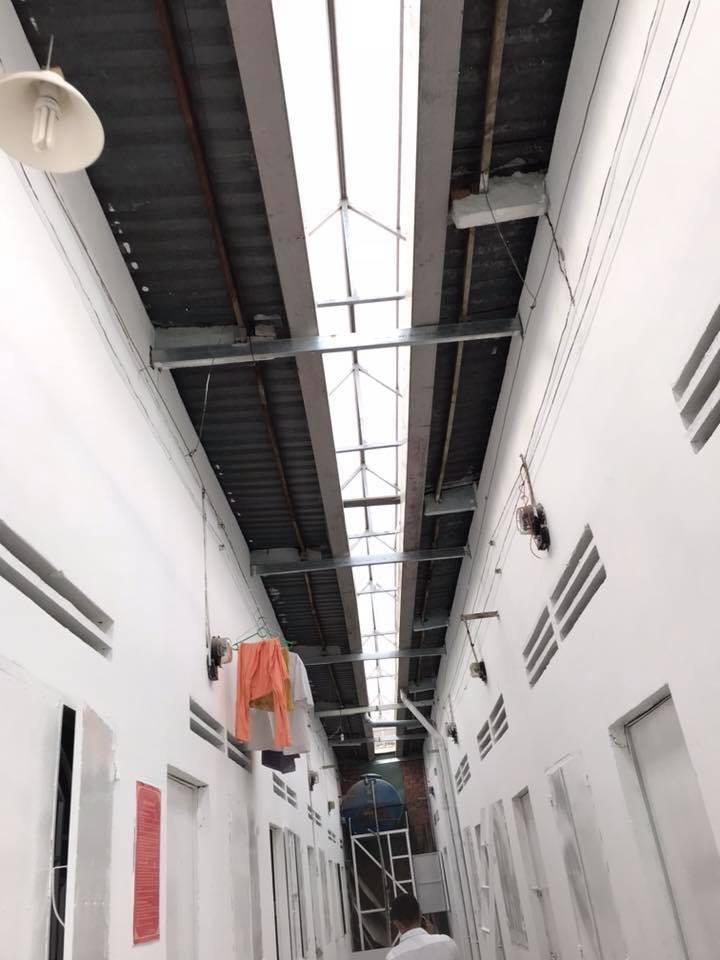 Bán dãy nhà trọ Khu Chế Xuất Linh Trung Thủ Đức, ngang 9,2m x 24,31m, giá 6,75 tỷ.1