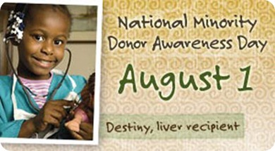 minority donor