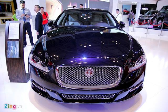 Cận cảnh siêu xe Jaguar XJL 03