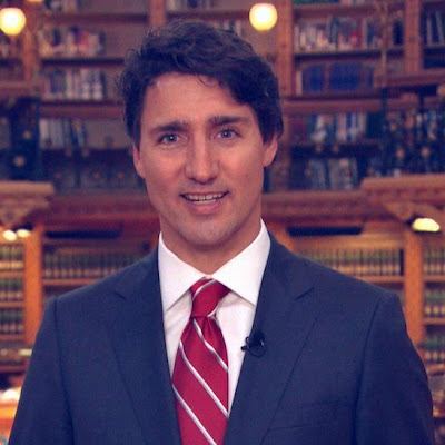 Prime Minister Justin Trudeau's Thanksgiving message for Canadians