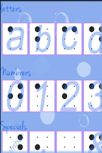 Braille alphabet - screenshot thumbnail