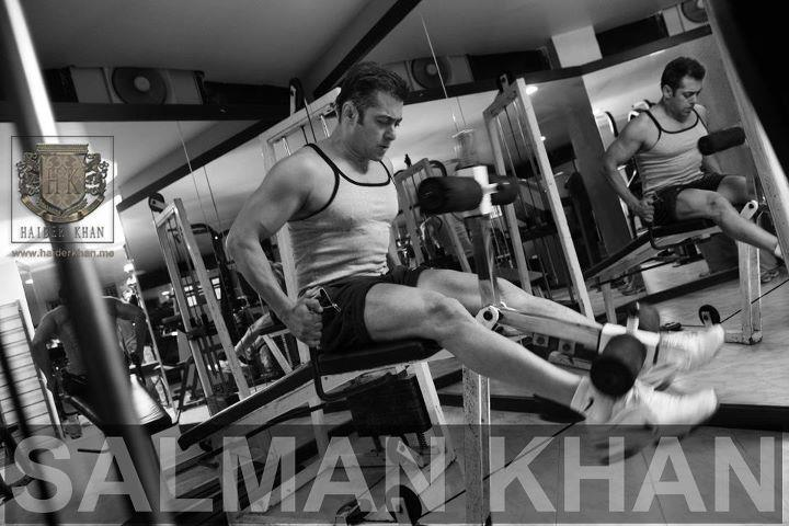 Salman Khan Workout Routine and Diet | Dr Workout |Salman Khan Workout In Gym