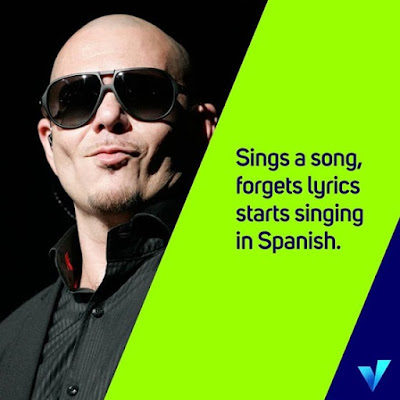 Which is your favourite Pitbull song ChannelVIndia