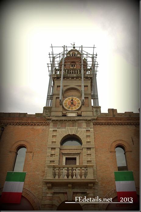 Palazzo del Governatore di Cento - Governor's Palace in Cento, Italy - Photo1