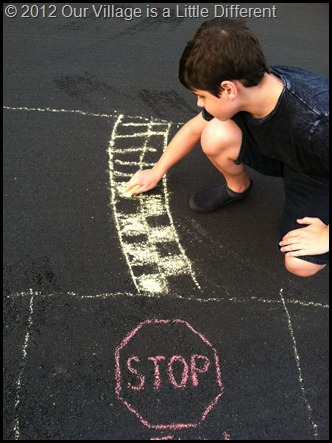 chalk city