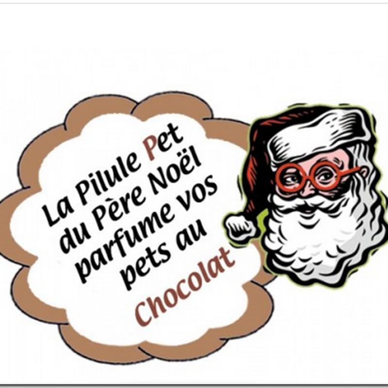 Pedos con olor a chocolate