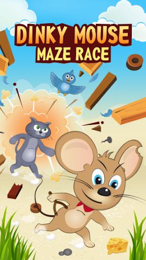 Dinky Mouse Maze Race