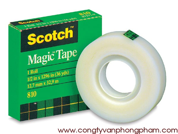 Băng keo 3M Scotch Magic 810