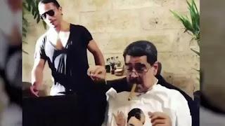 Vào năm ngoái trên đường đi gặp Tập Cận Bình mượn tiền nhưng không có, chuyến về nản quá Maduro ghé vào một quán thịt bò ở Thổ Nhĩ Kỳ ăn xả xui liền bị quay clip tung lên mạng.