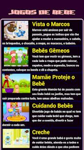 Jogos de Bebê - screenshot thumbnail