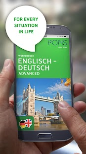 PONS Dictionary German - screenshot thumbnail