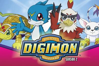 Cuộc phiêu lưu của các con thú phần 2 -Digimon Adventure ss2