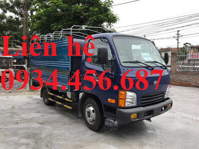 Xe tải Hyundai N250 thùng bạt