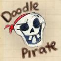 Doodle Pirate Free logo