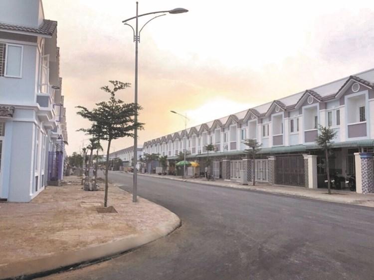 Nhà Mặt Tiền Quận Tân Phú Đường Đinh Liệt 1 trệt 1 lầu 01