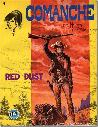 P00005 - Comanche  - Red Dust #1