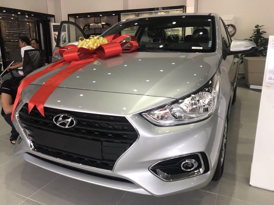 Xe Hyundai Accent Sedan 2018 New Model