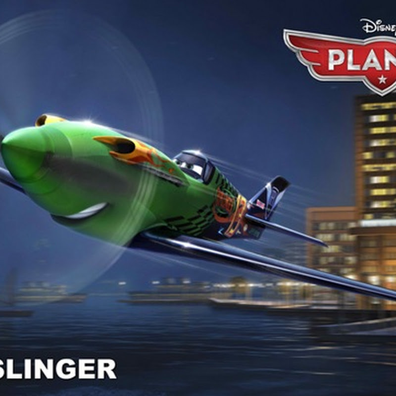 "Meet the Rival Aircrafts in ""Disney's Planes"""