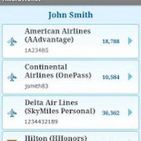 AwardWallet旅費支出資訊android好用app