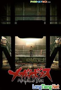 Megalo Box - Phim Nhật Bản
