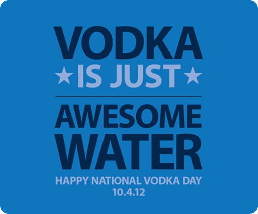 vodka day