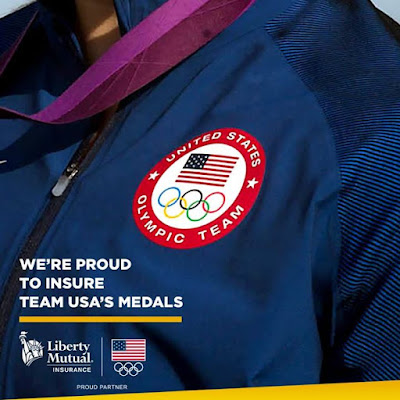 One team One nation 121 medals we're proud to insure