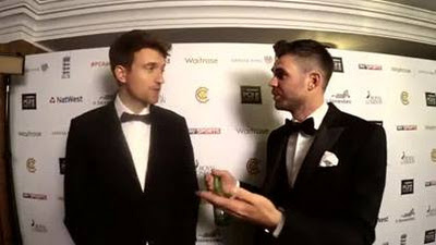 Live at the PCA Awards with Greg James pcaawards