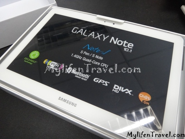 Samsung Galaxy Note 10.1 11
