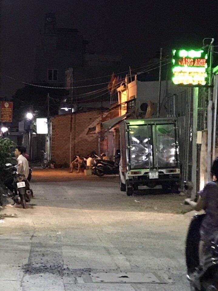 Bán nhà phố chính chủ Quận Gò Vấp đường Phạm Văn Chiêu 06