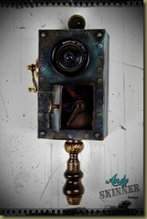 andy skinner steampunk camera