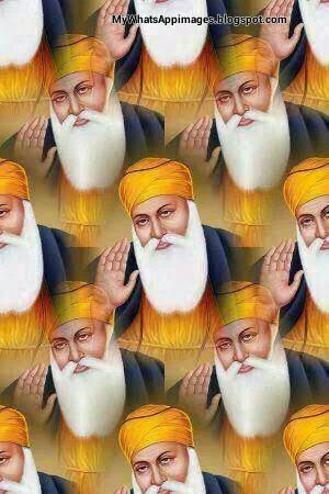 Shri Guru Nanak Dev Ji Whatsapp Images