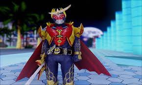 Xem Anime Kamen Rider Gaim & Wizard The Fateful Sengoku Movie Battle - VietSub