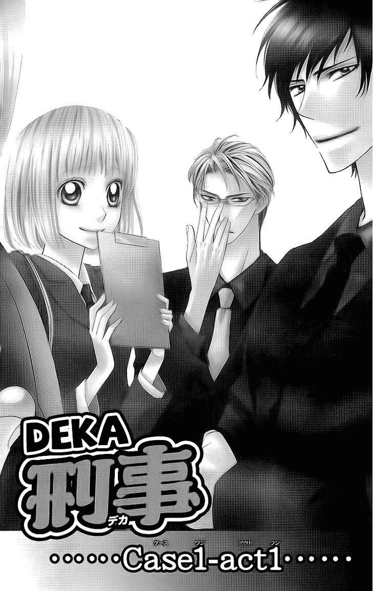 Cosplay Deka Chap 001