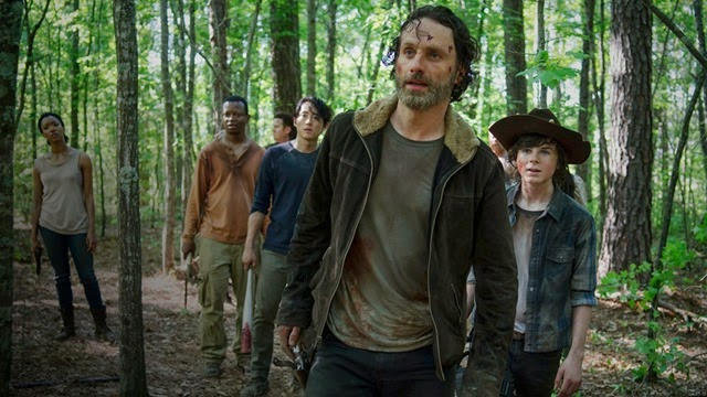 The Walking Dead (Crítica 5x01-1) No Sanctuary