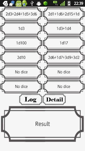 無料工具AppのDiceMaker|記事Game