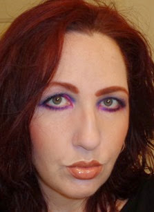 Look2 Urban Decay Electric Pressed Pigment Palette_Full Face