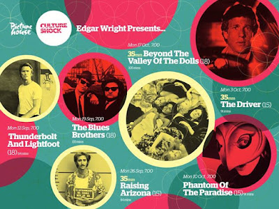 London Edgar Wright Presents screens six of his favourite films at Picture