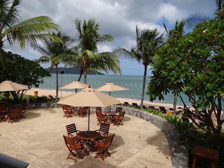Hotel Sea Sand Sun Pattaya: Priveliste restaurant