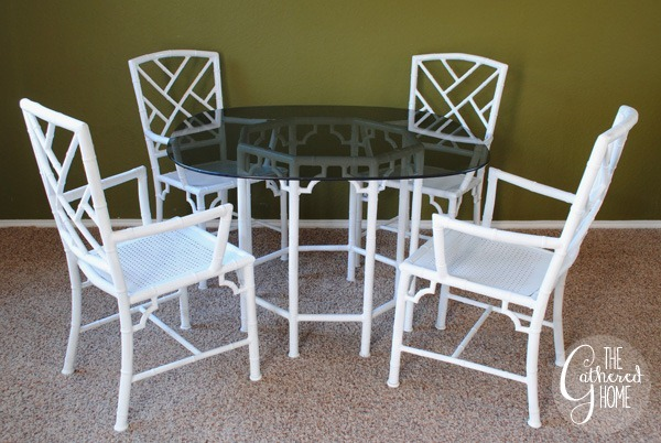 chinese chippendale metal chairs 7