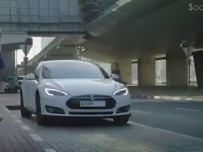Taxi của tương lai sẽ không cần người lái