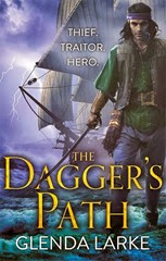 dagger's path cover