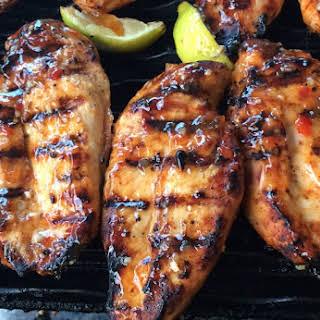 Chicken Mozambique.