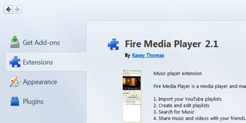 Fire media player